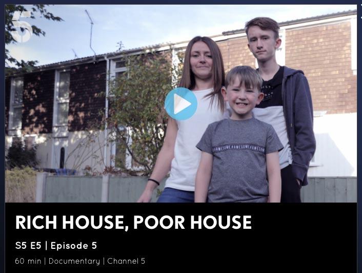 Rich House Poor House S5 E5