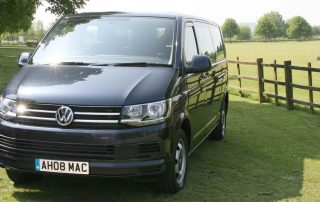 airport transfers Swindon - VW Van