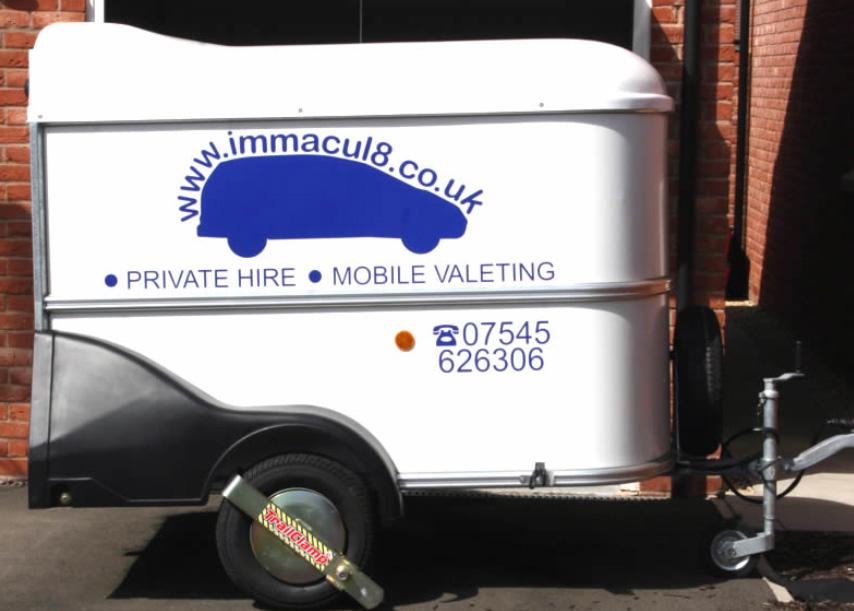 Mobile valet service Swindon